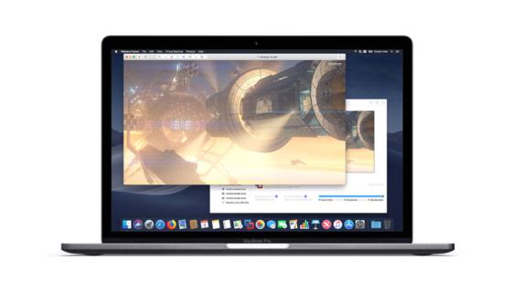 VMWare Fusion on macOS