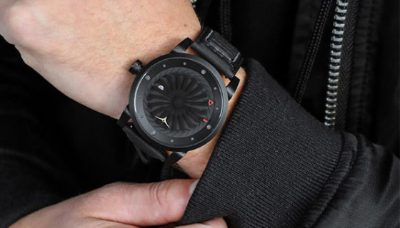 Blade Automatic Watch