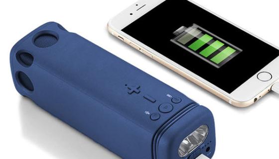 Bluetooth 3-in-1 Speaker
