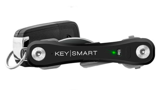 KeySmart Pro with Tile + CleanTray + CleanKey Bundle