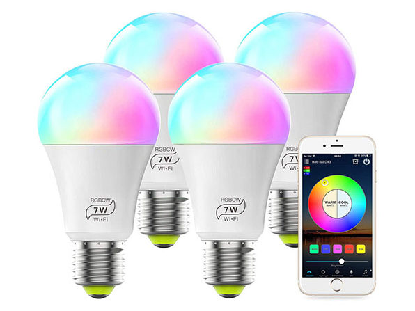 MacTrast Deals: MagicLight Colorful Smart LED Light Bulbs