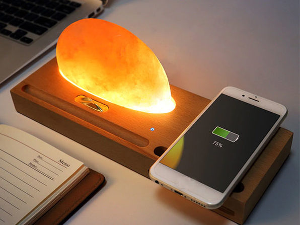 Mantova Lamp and Wireless Charger