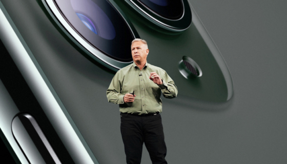 Apple's Phil Schiller
