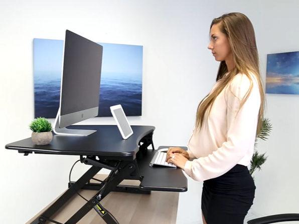 MacTrast Deals: Mount-It! Height Adjustable Sit-Stand Desk Converter