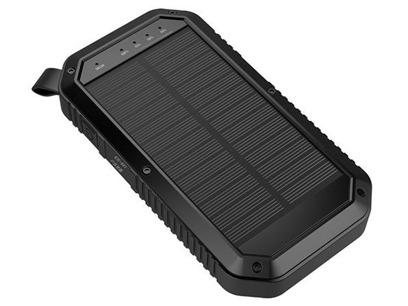 MacTrast Deals: Sun Chaser 20,000mAh Solar-Powered Wireless Phone Charger