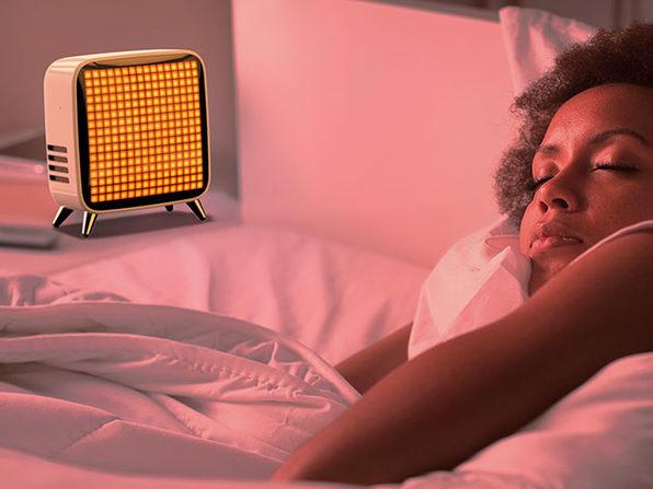 Tivoo-Max Smart Alarm Clock & Speaker