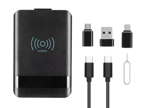 Urban Warrior Wireless Charging Box