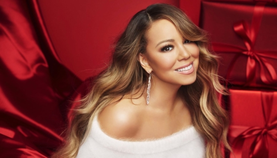 Mariah Carey's Magical Christmas Special.