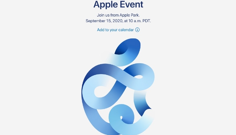 Apple's Digital-Only Event to Be Held September 15 – Apple Watch Series 6 & New iPads Only, iPhone 12 to Debut in October