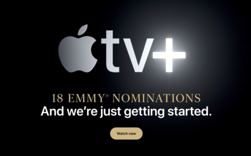 Apple TV+ Emmy Nominations