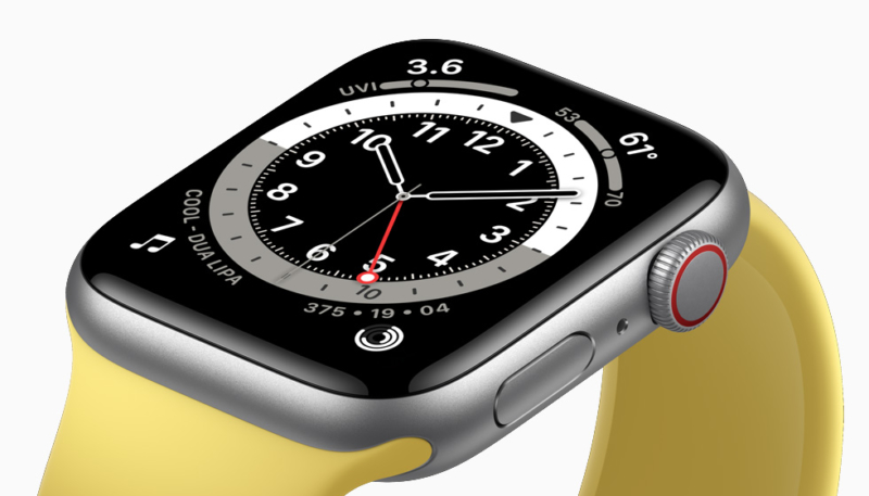 Apple Seeds Release Candidate of watchOS 7.1 to Developers