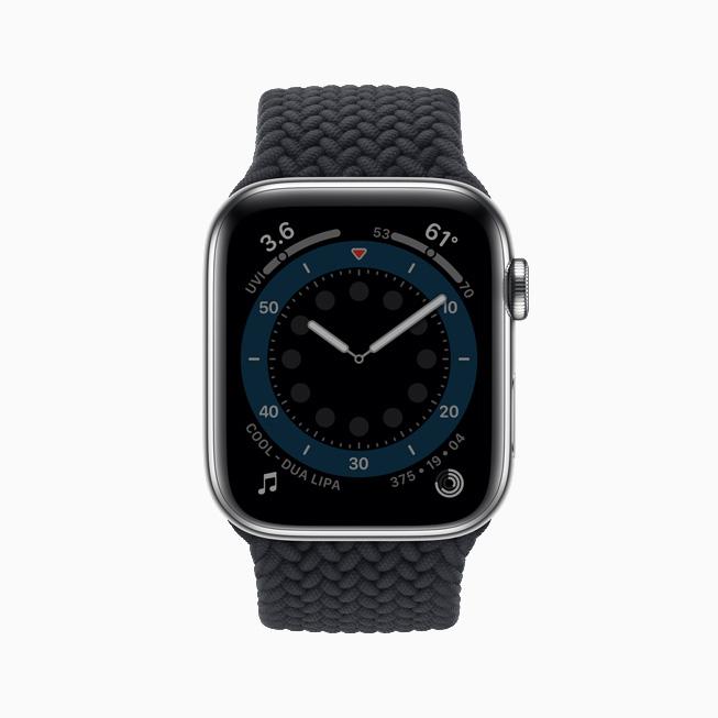 Apple Watch Series 6 - Always-On Display