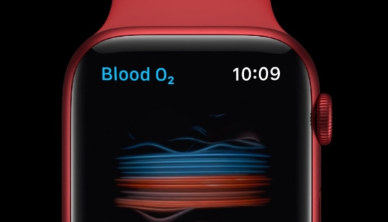 Apple Watch Series 6 - Blood Oxygen Monitoring