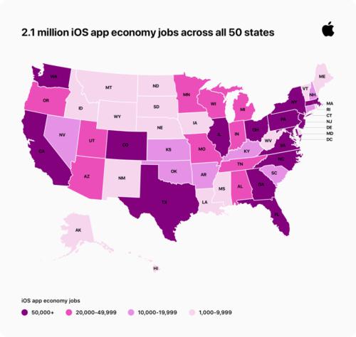 Apple iOS App Economy
