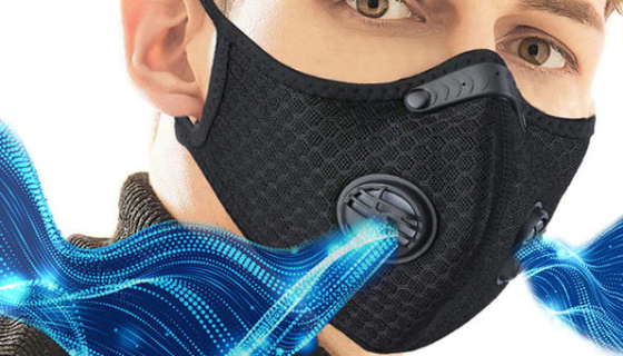 CompressMax Air Face Mask + Filter