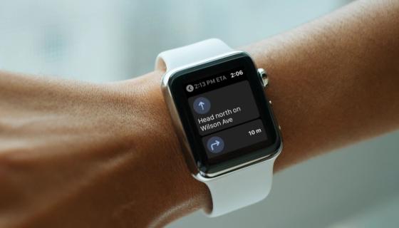 Google Maps Apple Watch App