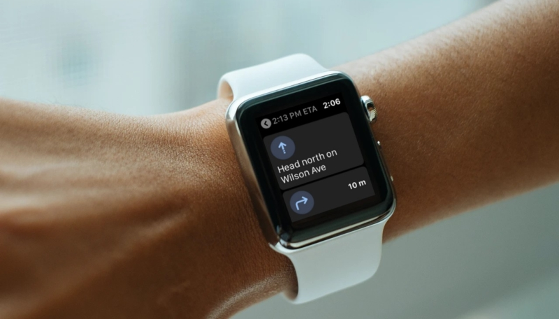 Google Maps for Apple Watch Now Available in the App Store