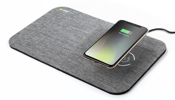 Numi Power Mat - Wireless Charging Mouse Pad