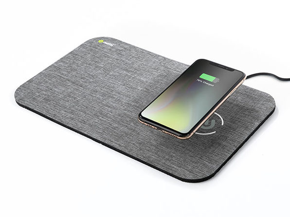 MacTrast Deals: Numi Power Mat: Wireless Charging Mouse Pad