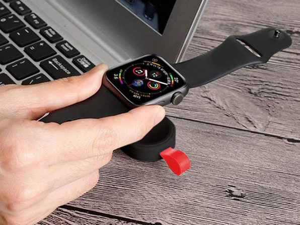 MacTrast Deals: Portable Keychain Apple Watch Charger