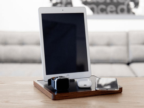 QUAD Wireless Charging Station