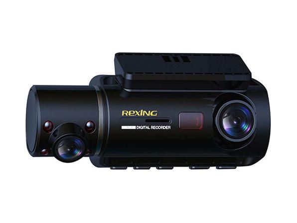Rexing V3 Dual Full HD WiFi Dash Cam