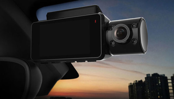 Rexing V3 Dual Full HD WiFi Dash Cam
