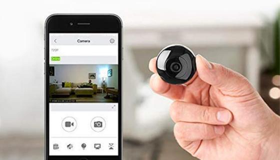 TOKK CAM C2- Discreet Day/Night Vision Camera