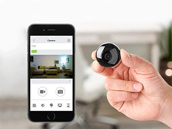 MacTrast Deals: TOKK™ CAM C2: Discreet Day/Night Vision Camera