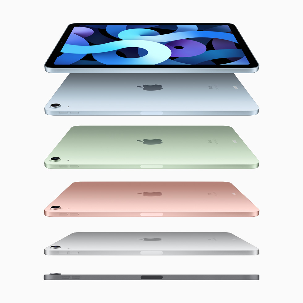 iPad Air Color Options