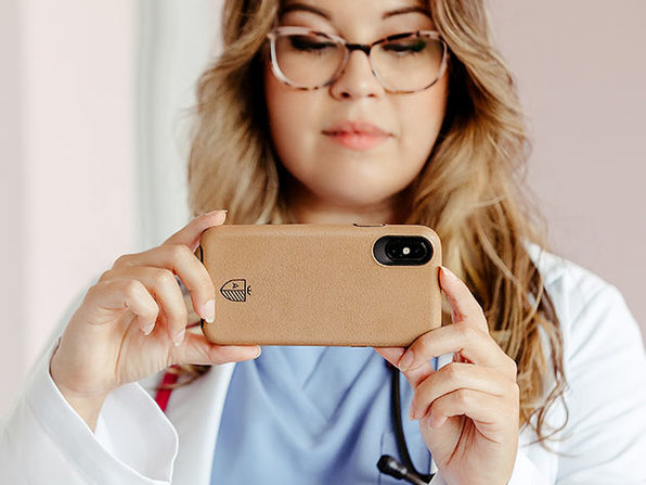 Aeris Copper Germ-Killing Case for iPhone