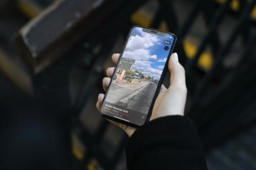 Apple Maps Look Around - Phoenix