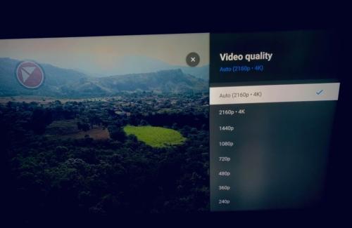 Apple TV 4K YouTube