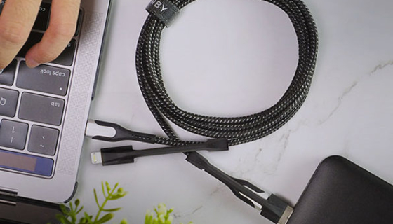CharbyEdge Pro 6-in-1 Universal Cable