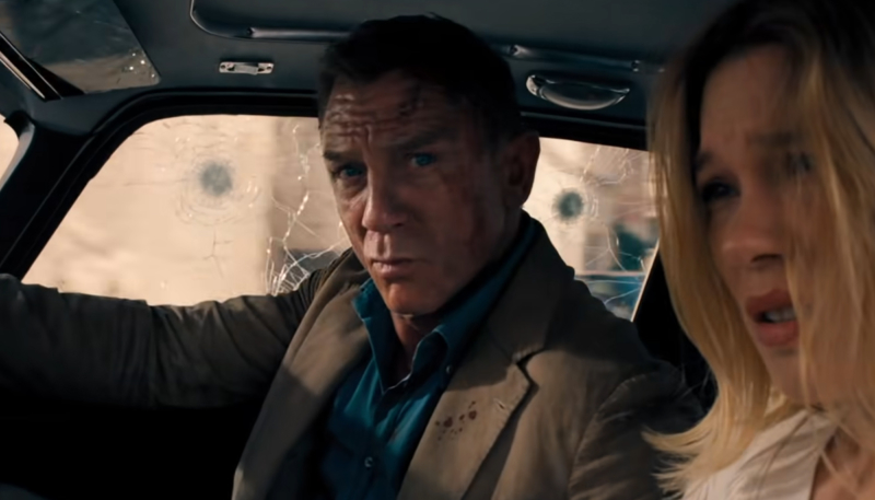 Apple Said to be Frontrunner in Bidding War for 'No Time to Die' The 25th Bond Film Currently in Distribution Limbo