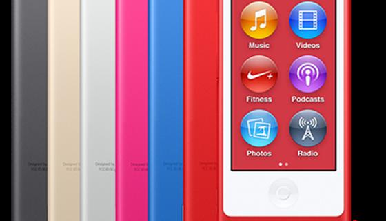 Seventh-generation iPod nano