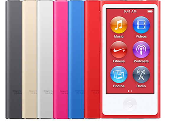 Attention Hipsters: The Final iPod nano Model is Now Officially 'Vintage'