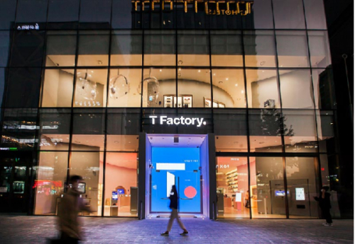 T Factory - SK Telecom - Seoul