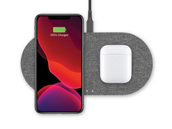 MacTrast Deals: Wireless Qi Canvas Duo Device Charger