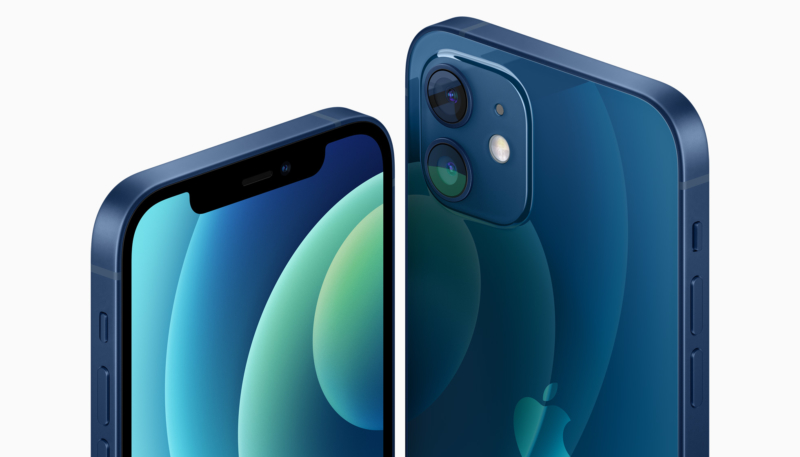 Apple's Global iPhone Shipments Increase by 10% in 2020 Over Previous Year