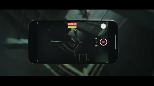 iPhone 12 Pro - Make movies like the movies