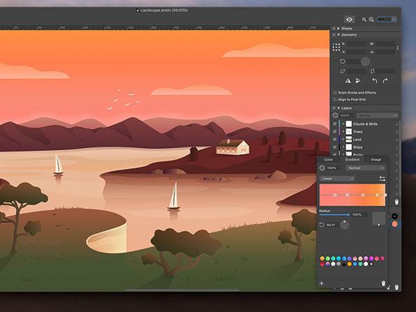 MacTrast Deals: Amadine: The Ultimate Vector Graphics Software for Mac