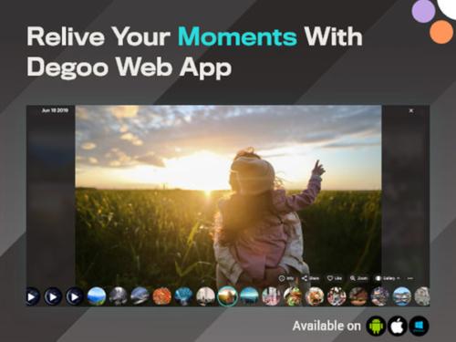 Degoo Premium Mega Backup Plan