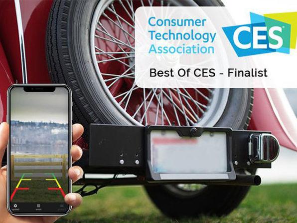 MacTrast Deals: FenSens Smart Wireless Solar Powered Backup Camera