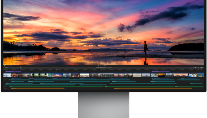 Apple Updates Final Cut Pro & Logic Pro Ahead of M1 Macs Launch