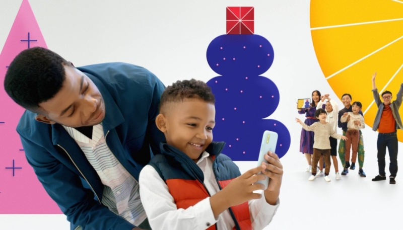 Today at Apple Launches New 'Make Your Holiday' Projects Program