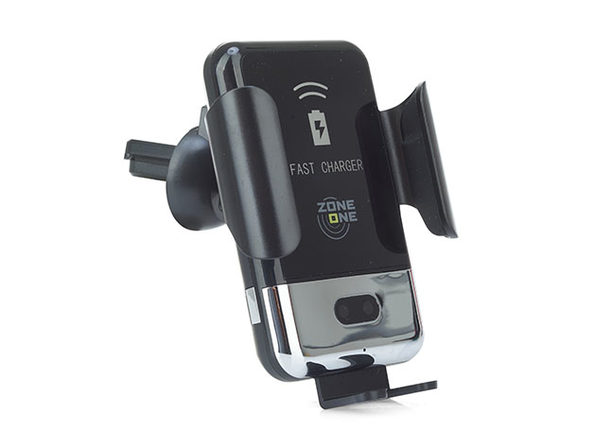Zone One Wireless Charging Car Holder