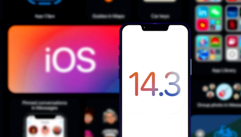 Apple Seeds Second Developer Beta Seeds of iOS 14.3 and iPadOS 14.3
