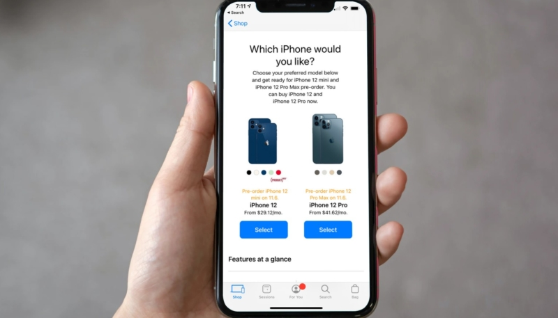 iPhone 12 mini & iPhone 12 Pro Max Pre-Approval for iPhone Upgrade Program Customers Now Available
