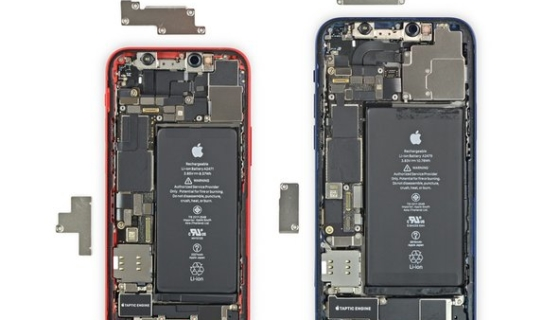 iPhone 12 mini teardown